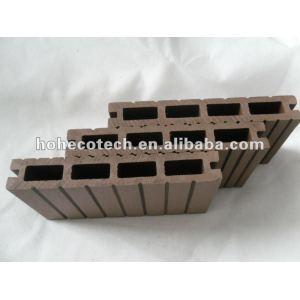 Hoh ecotech desconto novo modelo 140x25 eco - friendly wood plastic composite decking/telha de assoalho