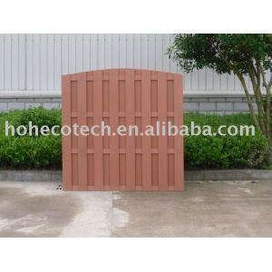 Huasu compósitos de madeira plástica ( wpc ) esgrima