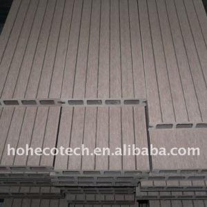 Couleurs à choisir de plancher wpc platelage composite bois plastique/plancher plancher en bambou