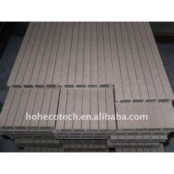 Colores a elegir pisos wpc compuesto plástico de madera decking/suelo suelodebambú