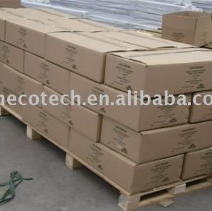 Emballage de palettes de carrelage de WPC