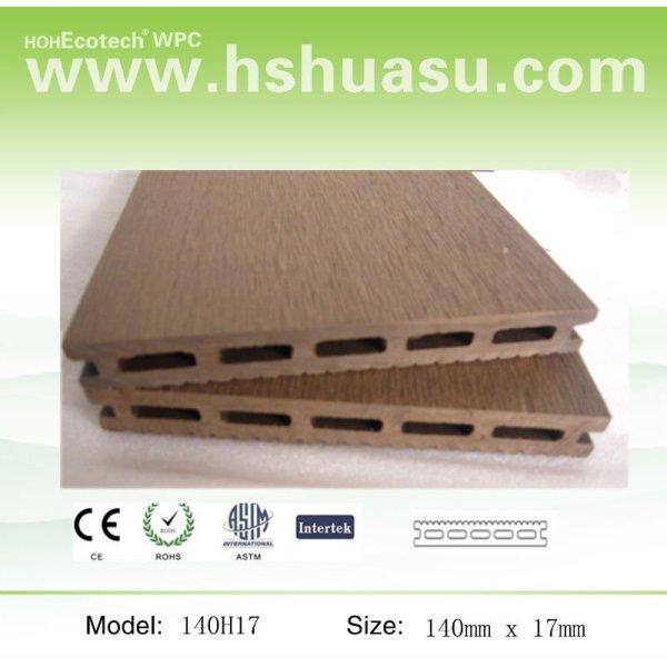 wpc cubiertas de madera plástica