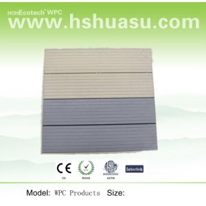 Insect proof WPC composite outdoor flooring