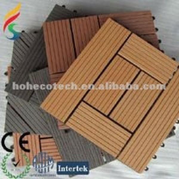 WPC Fliesen (ISO9001, ISO14001, ROHS, CER, Reichweite