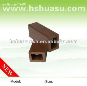 Quille composée en plastique en bois imperméable à l'eau 40S30-B 40*30mm de poutrelle/wpc