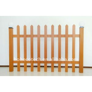 Esgrima wpc wood plastic composite jardim esgrima/wpc trilhos