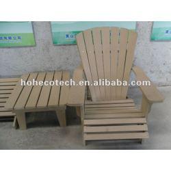 Eco - ambiente buen diseño compuesto de madera sillas