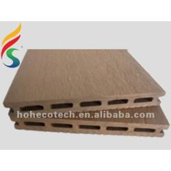 140x17mm cubierta de de madeira plastica