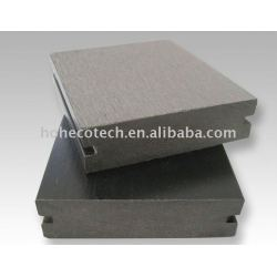 Panneau de plancher composé en plastique en bois de WPC