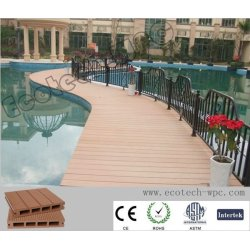 natural sentir wpc decking composto