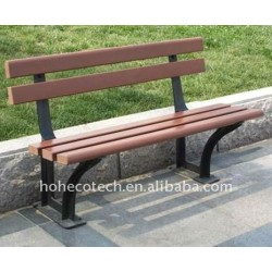 QUAlity warranty Wood Plastic Composite Bench OUTDOOR wpc bench/chairs