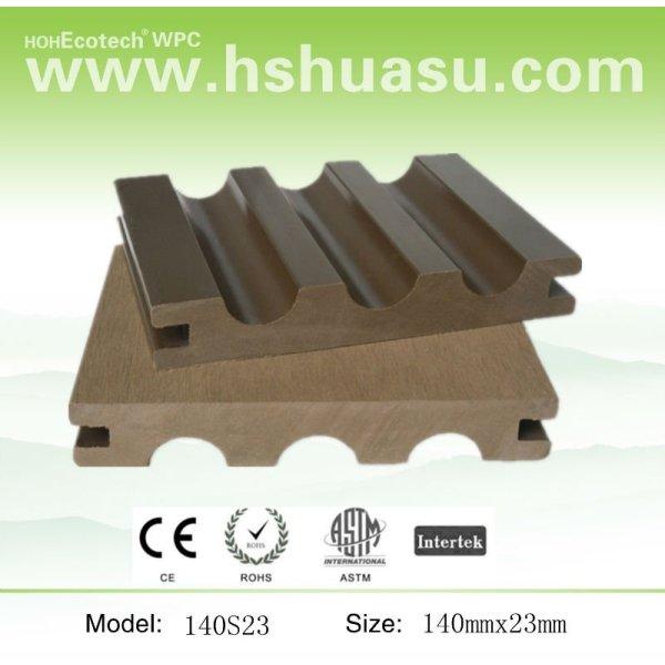 Wpc holz-kunststoff-verbundplatte