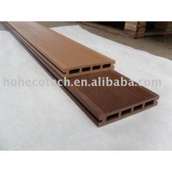 hölzerner zusammengesetzter Plastikdecking/Fußboden
