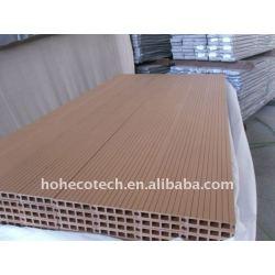wpc decking pacchetto di legno decking composito di plastica piastrelle in vinile piano di calpestio