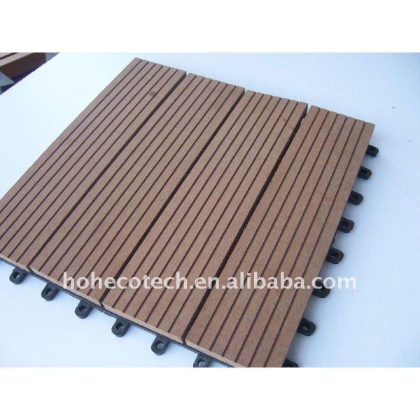 la fábrica de china decking del wpc wpc suelo materiales decorativos de madera de plástico de madera suelo suelo