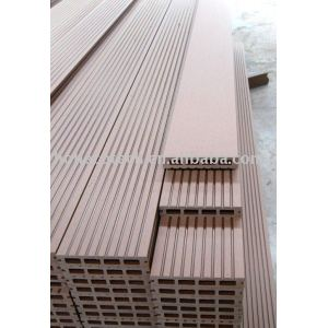 wood plastic composite decking/floor