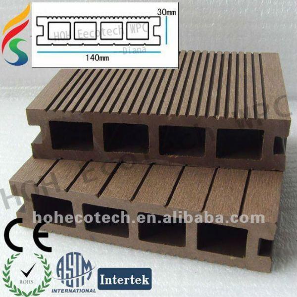 Sintético de madera plataforma ( 10 años de garantía )