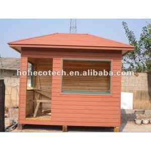 WPC machinant la maison en bois matreial/meubles extérieurs