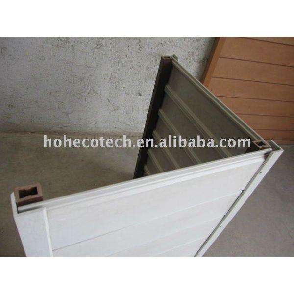 Fácil instalación de panel de pared compuesta/revestimiento - blanco