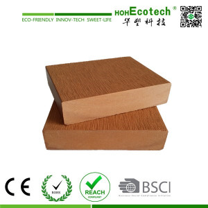 huasu composite wood decking with compitive price