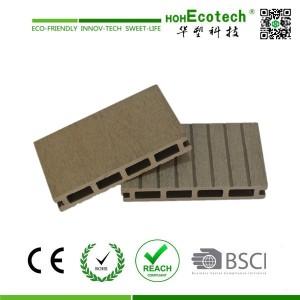 huasu wpc garden decking plastic wood filler
