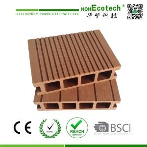 unti-slip wood plastic composite(WPC) outdoor floor