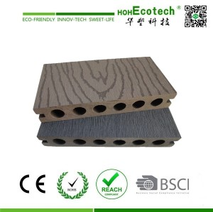 Huasu WPC Composite Decking