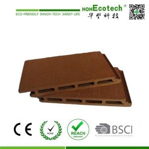 Huasu good design anti-UV water-proof wpc wall cladding