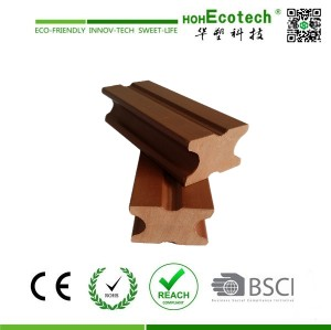 Wood plastic composite (wpc) Joist keel 40*25mm