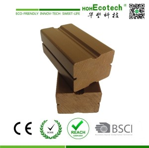 Huasu Solid Composite Decking Joist 40*30mm