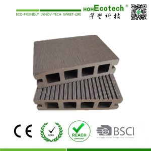 outdoor floor wpc dielen(Huasu)