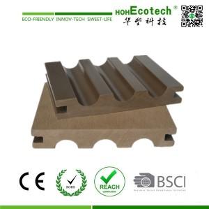 wpc composite prefabricated house flooring