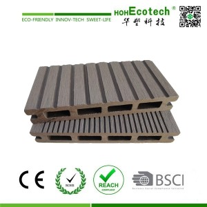 outdoor wood plastic flooring