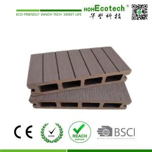 WPC decking floor / outdoor floor/ wpc decking / garden floor/ wood plastic composite decking/Plastics wood floor