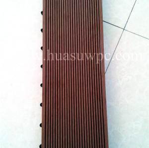 composite flooring tiles 450*150mm