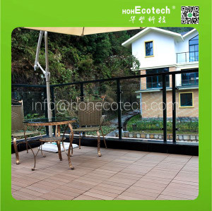Eco-friendly Patio Tile/interlocking patio tiles