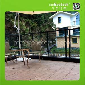 Eco-friendly Patio Tile/interlocking patio tiles