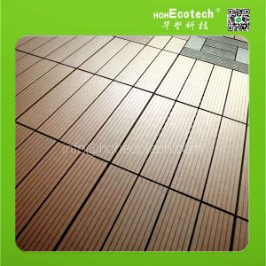 300mm wpc outdoor patio tiles