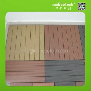 Graceful Outdoor DIY Wood-Plastic Decks cheap tile