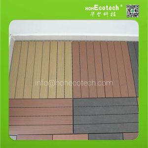 Graceful Outdoor DIY Wood-Plastic Decks cheap tile