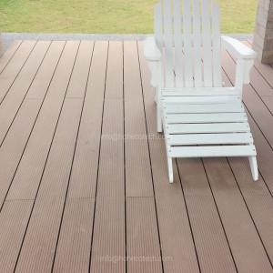 Anti-aging wpc outdoor decking
