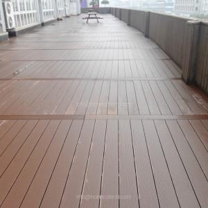 WPC Outside Flooring platform deck
