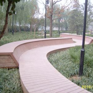 WPC platform deck plans