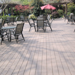 huasu wpc best composite decking