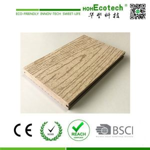 new wood grain surface maintenance free decking