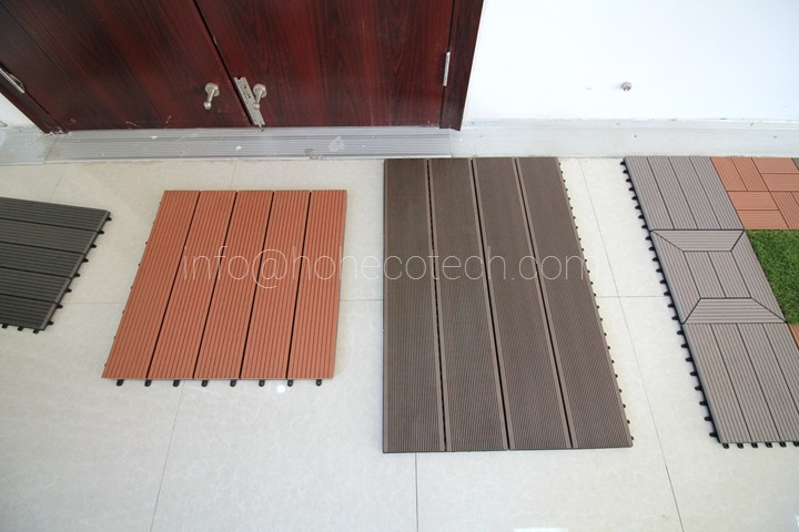 co-extrusion plastic decking2