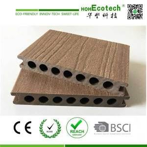 145mm capped composite decking