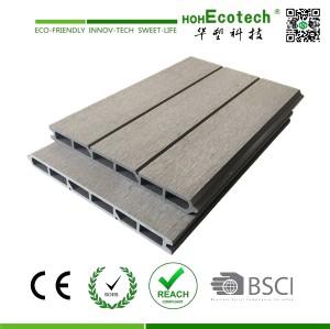 wood plastic composite deck fencing panels