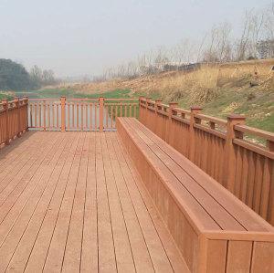 deck replacement materials vinyl deck
