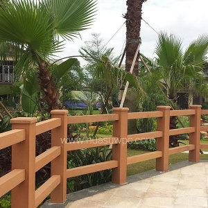 composite porch railing